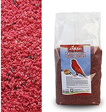 Jarad Pasta de Cría Roja 1 Kg
