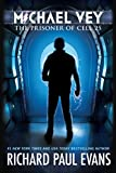Front cover for the book Michael Vey: The Prisoner of Cell 25 by Richard Paul Evans