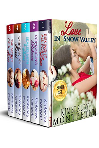 Love in Snow Valley: The Complete Boxed Collection by [Montpetit, Kimberley]