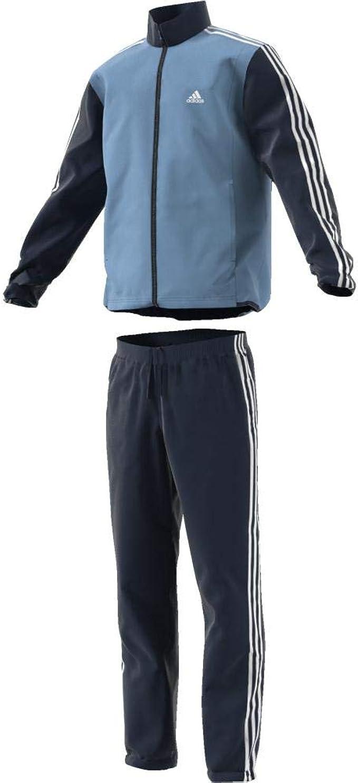 Adidas Herren Trainingsanzug TS WV Light