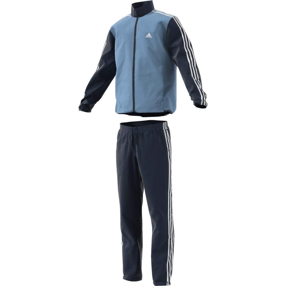Bleu adidas Woven Light Survêtements Homme FR   M (Taille Fabricant   6S)