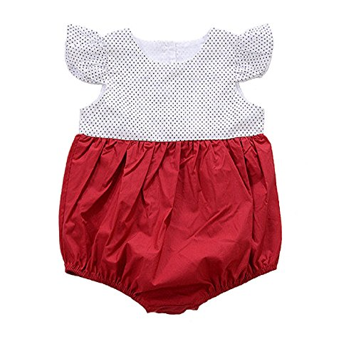 Dastan Backless Romper For Baby Girls Dress Clothing Infant and Toddlers Bodysuit