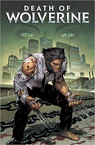 Death Of Wolverine Comic Book