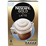 Nescafé Gold Latte Gusto Cremoso, 8 sachets, 156g (Pack of 6, Total 48 sachets)