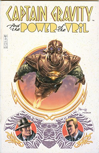 Captain Gravity and the Power of the Vril #4 Mar.2005