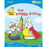 Libro de sistema de lectura VTech Bugsby - Max y Ruby