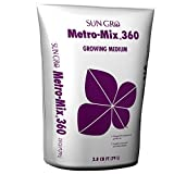 Sun Gro 239204828CFLP Metro Mix 360 with Sun-Coir, 2.8 cu. ft.