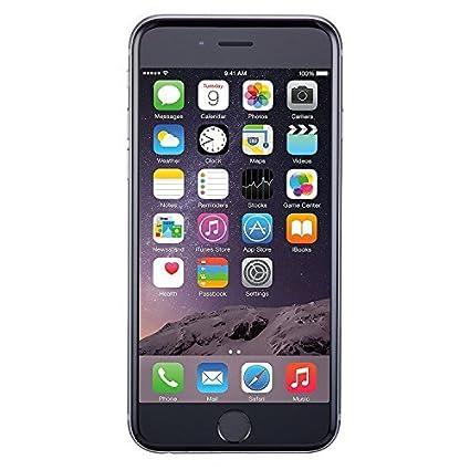 reputable site d9efd 31b65 Apple iPhone 6, GSM Unlocked, 64GB - Space Gray (Renewed)