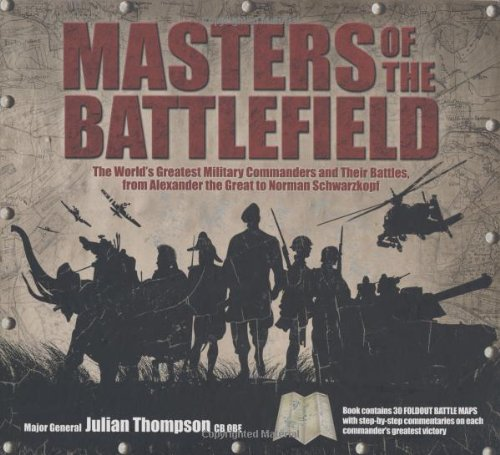 Download Masters of the Battlefield pdf epub