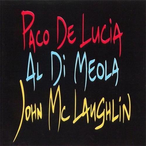 'The Guitar Trio' ; Paco De Lucia, John McLaughlin, Al Di Meola by Paco De Lucia (1996-10-15)