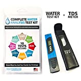 complete well water test kit - Complete Water Test Kit With TDS Meter - Home Testing With Results In Minutes