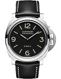Panerai Men's PAM00560 Luminor Black Watch
