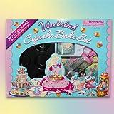 Wonderland Bakery Childrens Mini Cupcake Baking Set