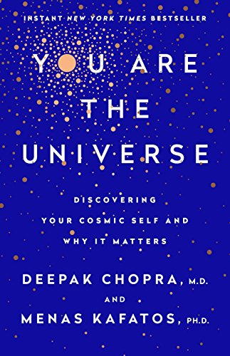 Image of You Are the Universe: Discovering Your Cosmic Self and Why It Matters