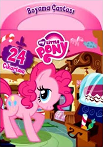My Little Pony Boyama Cantasi Kolektif 9786050913231 Amazoncom