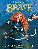 A Twist of Fate (Disney/Pixar Brave) (Reusable Sticker Book) by RH Disney (2012-05-15)
