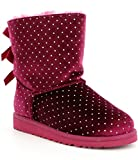 Ugg Infant's Jesse Bow Starlight Bootie (2-3 M US, Lonely Hearts)