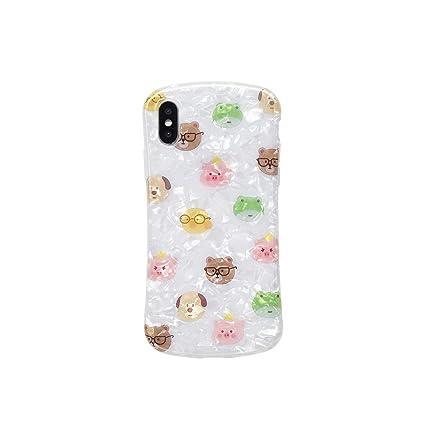 Amazon.com: Funda para iPhone Lady Man funda móvil iPhone7/8 ...