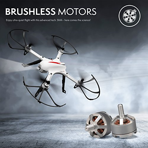 F100 Ghost Rc Quadcopter Drone With 1080p Hd Camera For Men Women
