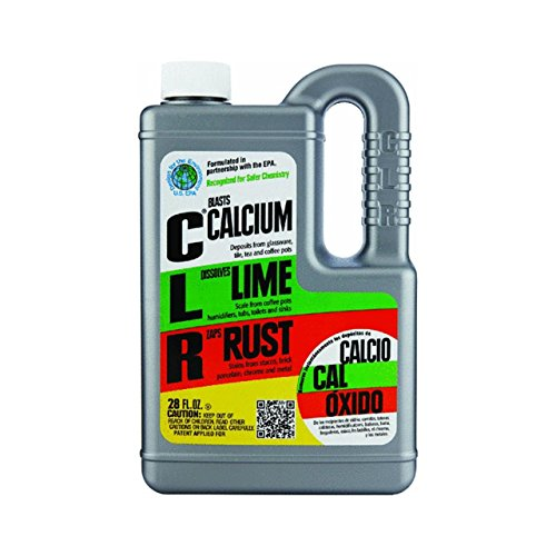 Calcium, Lime, and Rust Remover 28 oz - 2 Pack