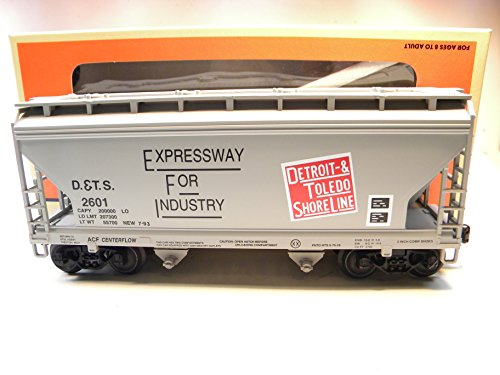 - Lionel 52023 Detroit and Toledo Shore Line Standard O Center Flow Hopper