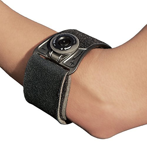 - ACE Brand Custom Dial Elbow Strap, America's Most Trusted Brand of Braces and Supports, Money Back Satisfaction Guarantee