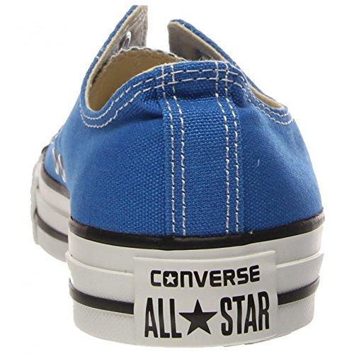 Converse Unisex Chuck Taylor All Star Ox Sneaker Licht Saffier