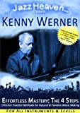 Effortless Mastery DVD Video Lesson Kenny Werner The 4 Steps Study Jazz Instructional How to Play Jazz Improvisation