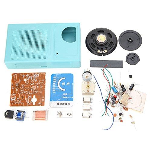 AM Radio DIY Electronic Kit Learning Suite BephaMart BM00001