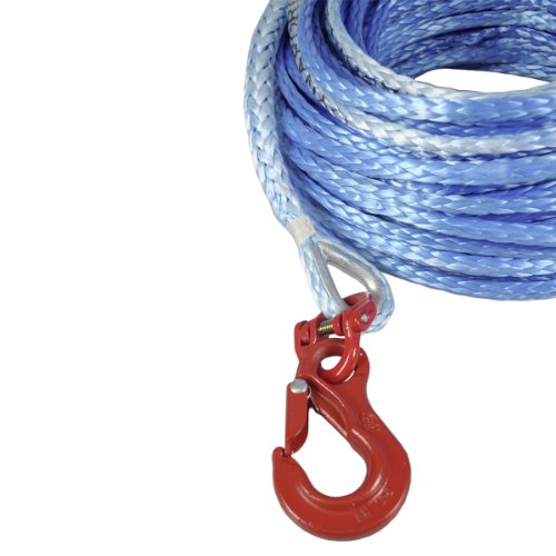 16,5to Dynaforce Rope 12 MM x 40 M with Hook: Amazon.co.uk: Car ...