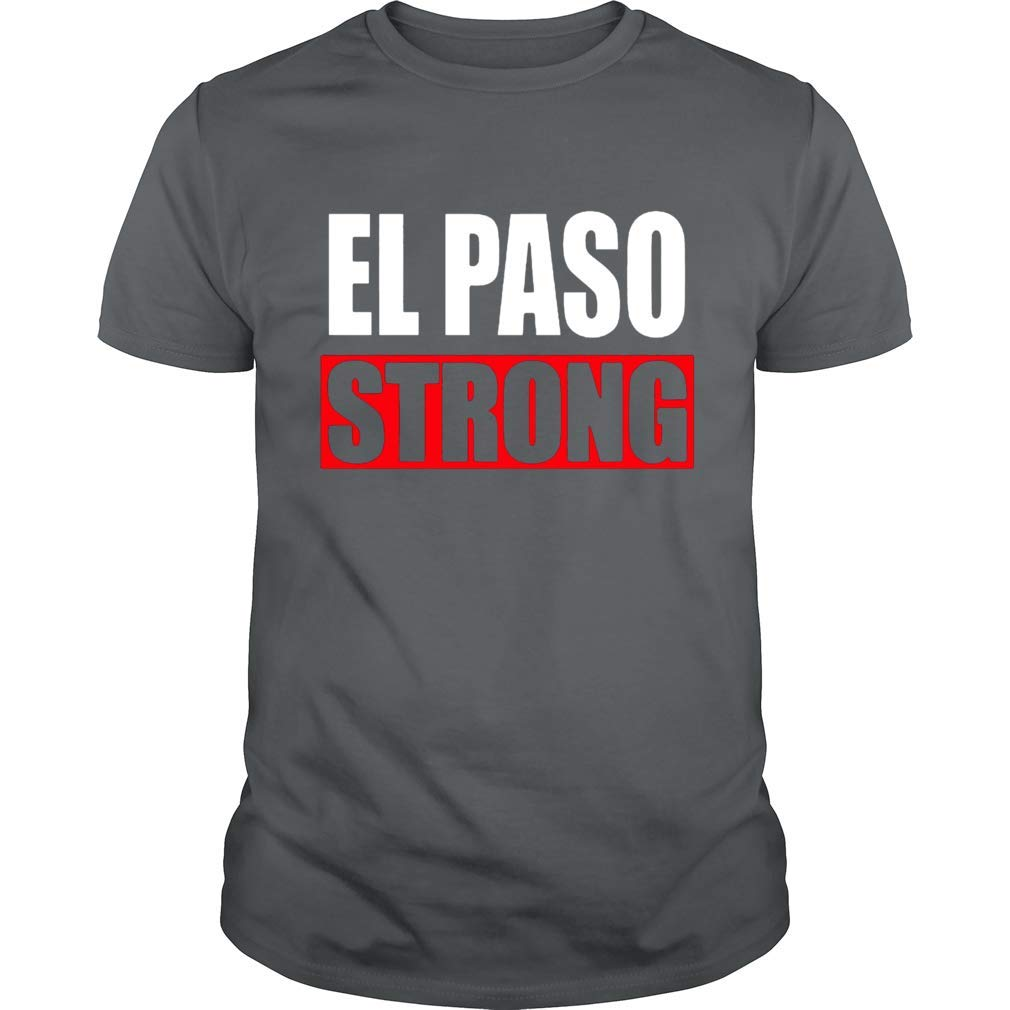 El Paso Strong Texas Custom Ts Shirts
