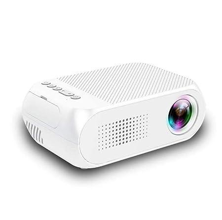 Proyector Led Portátil, Mini Proyector 1080p HD, Tamaño de ...
