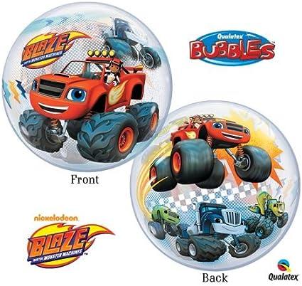 8 X Bolsas de Fiesta de Nickelodeon Blaze 8 bolsas de botín