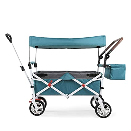 Amazon.com: Carro plegable de transporte para niños CHEERALL ...