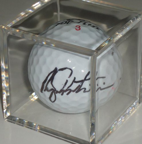 Rory Sabbatini signed PGA Golf ball - Masters - British Open -Comes with a Certificate of Authenticity * Autographed Golf Balls -