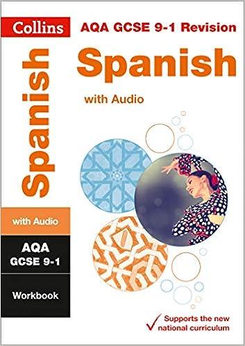 Como Descargar Libros Aqa Gcse 9-1 Spanish Workbook PDF Libre Torrent