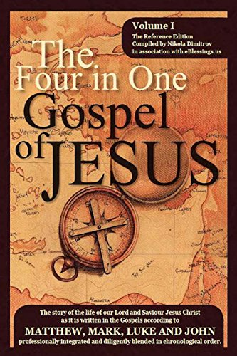 Life of Jesus: The Four in One Gospel of Jesus by [Dimitrov, Nikola]