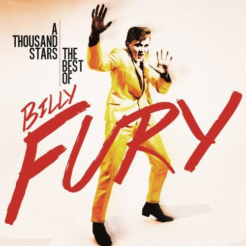 Billy Fury - A Thousand Stars The Best Of Billy Fury - Zortam Music