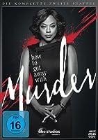 How to Get Away with Murder - Die komplette zweite Staffel