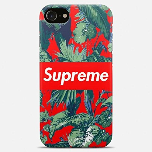 Supreme phone case Supreme iPhone case 7 plus X 8 6 6s 5 5s se Supreme Samsung galaxy case s9 s9 Plus note 8 s8 s7 edge s6 s5 s4 note gift art cover red nature flowers