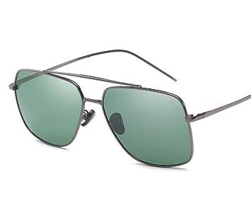 Ladies Polarized Sunglasses UV400 Vintage Retro Cuadrado Al ...