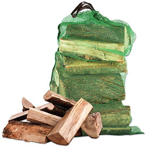 Tigerbox® 10KG Extra Hot High Quality Seasoned Dried Softwood Wooden Logs for Firewood, Open Fire & Stoves Shop4accessories