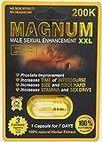 All New Magnum 200K Power Male Sexual Enhancement 7 Days (6) Pills