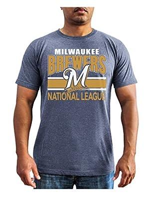 MLB Men's This Is My City Short Sleeve Crew Neck Tee