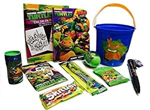 Ninja Giant Birthday Fun Pack! All New Skittles