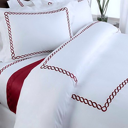 Duvet Cover Set Hotel Queen Size 100 Egyptian Cotton Hotel W