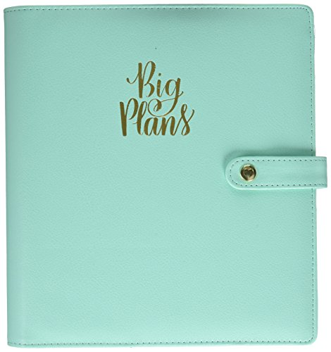 me & my BIG ideas  CODC-09 Create 365 The Happy Planner Classic Deluxe Cover, Big Plans Mint