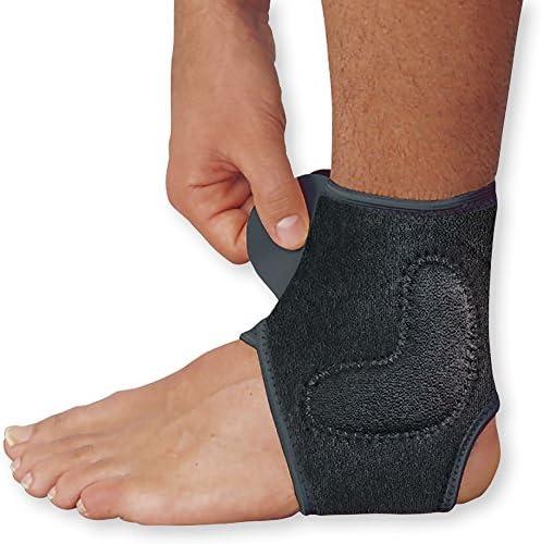 WellWear Copper Ankle Brace Size