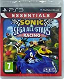 Sonic and Sega All-Stars Racing Essentials Sony PlayStation 3 Ps3