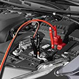 AmazonBasics Jumper Cable for Car Battery, 8 Gauge, 16 Foot